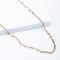 Золотая цепочка 2ДЦ105002Ж якорное плетение