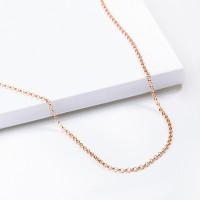 Золотая цепочка ЖН710240356-01 якорное плетение