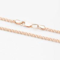 Золотая цепочка ЭОЦ101040 плетение Гарибальди