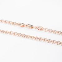 Золотая цепочка 2БЦЗ-050.20 плетение Гарибальди