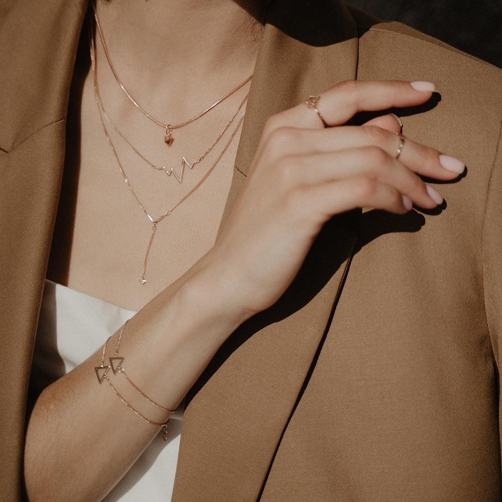 Золотой браслет РЫ4780799