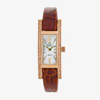 Золотые часы с фианитами НИ0446.2.1.35H