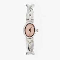 Серебряные часы с фианитами КИ6074.06.02.9.95В