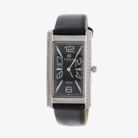 Серебряные часы с бриллиантами НИ0551.7.9