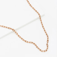 Золотая цепочка ХС1207100 якорное плетение