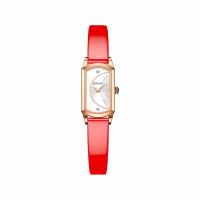 Золотые часы с фианитами ДИ221.01.00.000.04.07.3