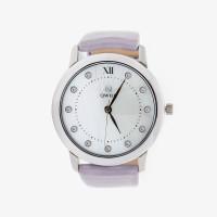 Серебряные часы с фианитами КИ6059.01.04.9.36A