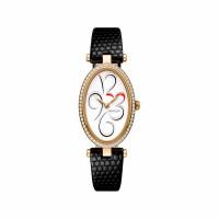 Золотые часы с фианитами ДИ236.01.00.001.03.01.2
