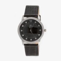 Серебряные часы с фианитами КИ6059.05.14.9.56A