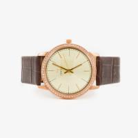 Золотые часы с фианитами КИ6059.05.11.1.45A