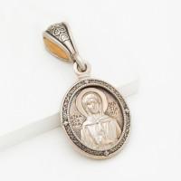 Серебряная иконка ЛМОС94
