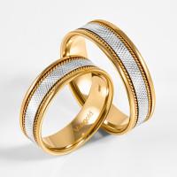 Золотое кольцо обручальное ЛД0211200100336
