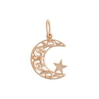 Золотая мечеть подвеска для мусульман