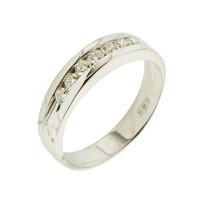 Золотое кольцо с бриллиантами КТЗК-87070-0ИИ