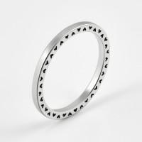 Серебряное кольцо с эмалью ЗК0101532-00875