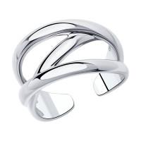 Серебряное кольцо ДИ94013192