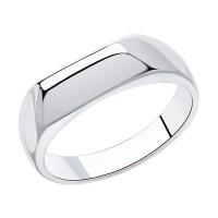 Серебряное кольцо ДИ94013168