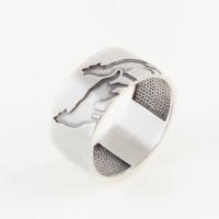 Серебряное кольцо ЗК0101599-00245
