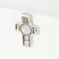 Серебряный крест 6В2-048-3