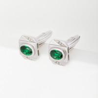 Серебряные запонки 2НЦХ815466