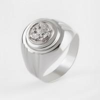 Серебряная печатка