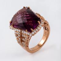 Серебряное кольцо СЙРДС128-56