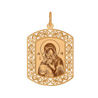 Золотая иконка ДИ103838