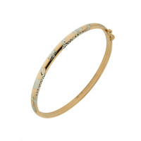 Золотой браслет ПЗА022062