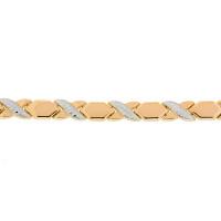 Золотой браслет ПЗА023007