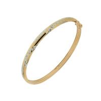 Золотой браслет ПЗА022104