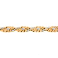 Золотой браслет ПЗА023005