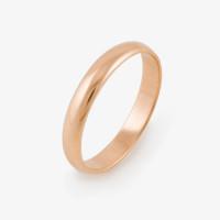 Золотое кольцо обручальное Кл5К-2,5П