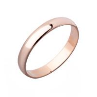 Золотое кольцо обручальное Кл5К-3,0П