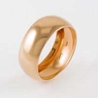 Золотое кольцо обручальное Кл5К-9,0Л