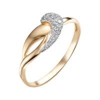 Золотое кольцо ЮИК132-2748