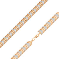 Золотой браслет ЛД3500800104763