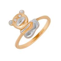 Золотое кольцо АБ1001399Р