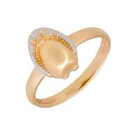 Золотое кольцо АБ1001398Р