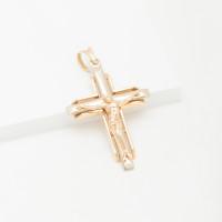 Золотой крест РЫ3000455-Ж