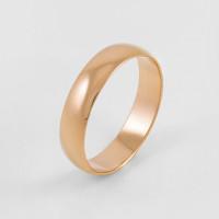 Золотое кольцо обручальное ДИ110030