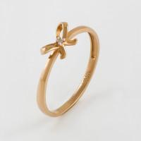 Золотое кольцо с бриллиантом ВБ1448-151-01-00