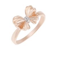 Золотое кольцо с бриллиантами ВБ1452-151-01-00