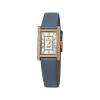 Золотые часы с фианитами НИ0401.2.1.21H